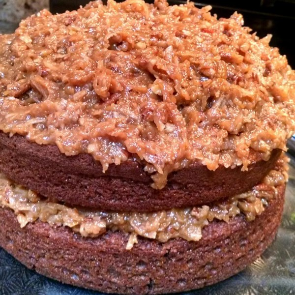 German Chocolate Cake Frosting Allrecipes