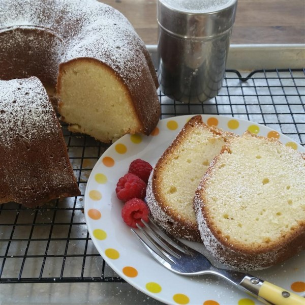 Cream Cheese Pound Cake III