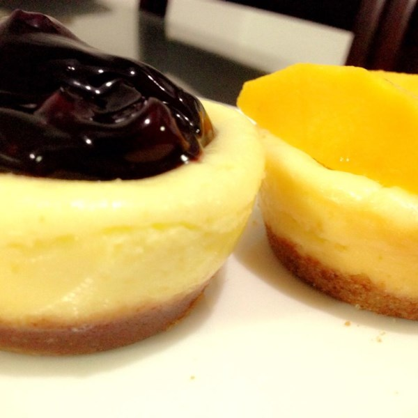 Mini Cheesecakes III Photos - Allrecipes.com