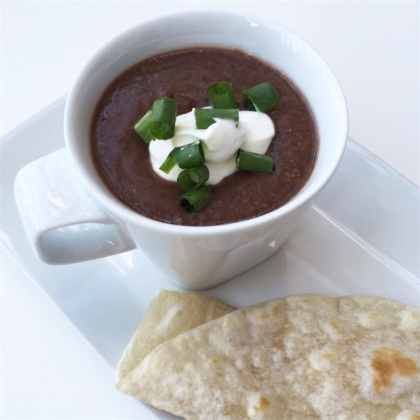 Black Bean and Salsa Soup Photos - Allrecipes.com