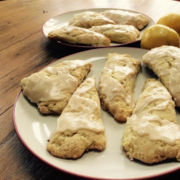 recipe: amazing lemon scones [6]