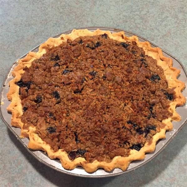 Blueberry Crumb Pie: Blueberry Crumb Pie Photos