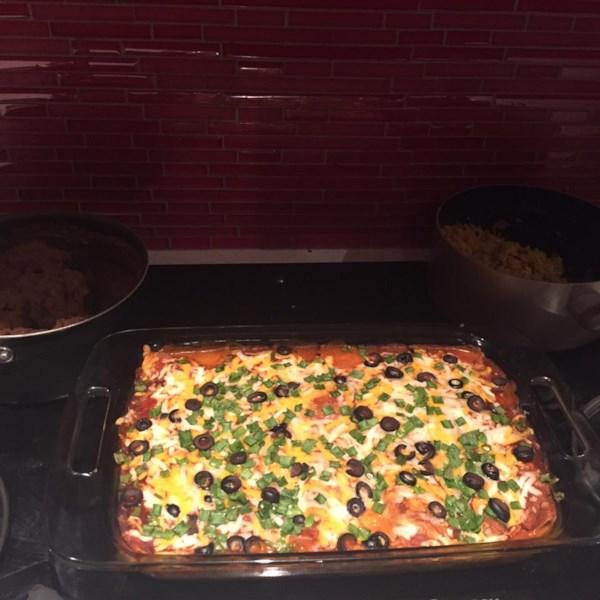Angela's Awesome Enchiladas Photos - Allrecipes.com