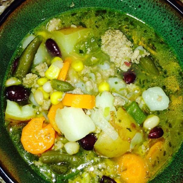 Tarragon-Turkey Soup Photos - Allrecipes.com