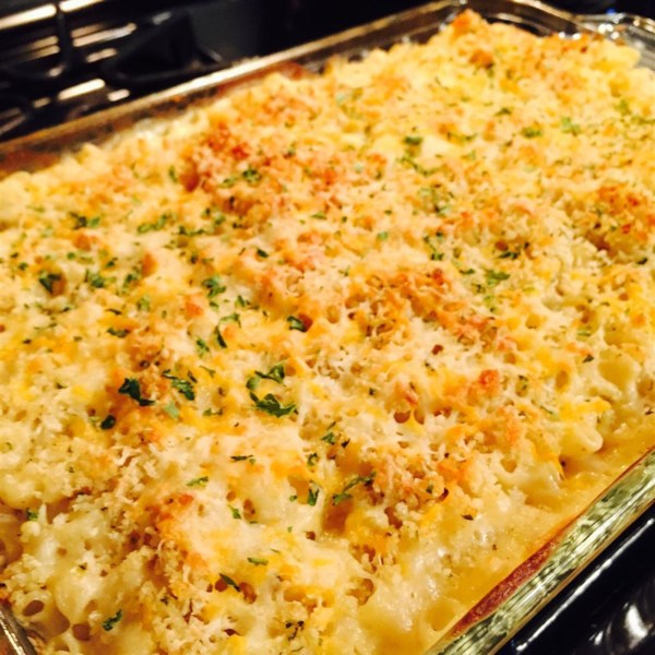 food wishes mac and cheese