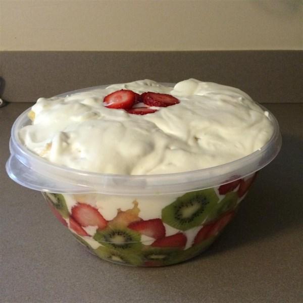 Joy's Prizewinning Trifle Recipe — Dishmaps