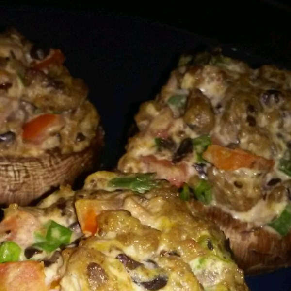 Sausage Stuffed Mushrooms II Photos - Allrecipes.com