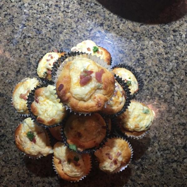 Bacon Quiche Tarts Photos - Allrecipes.com