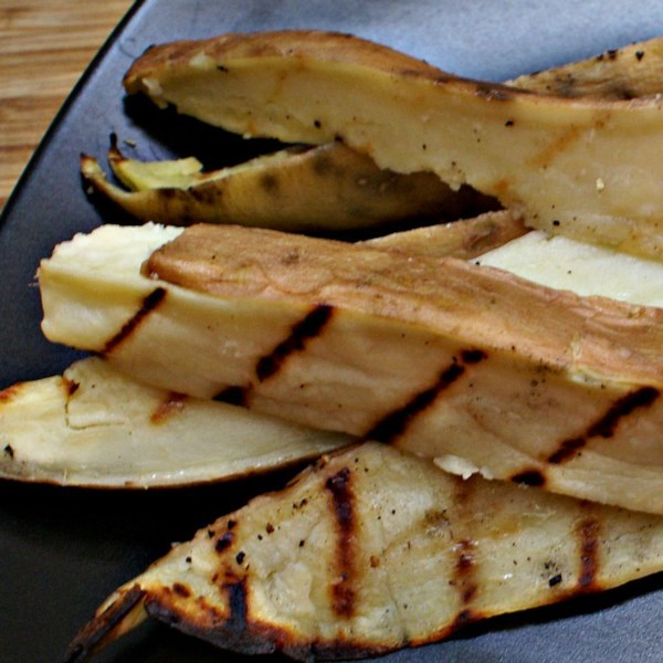 Grilled Yams Photos