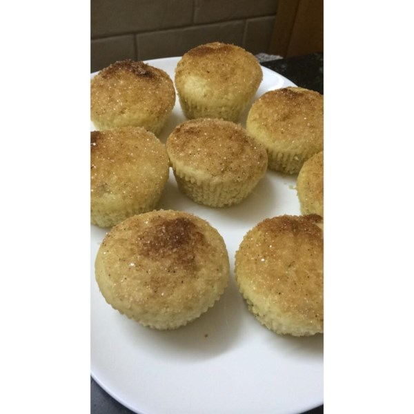 French Breakfast Muffins Photos - Allrecipes.com