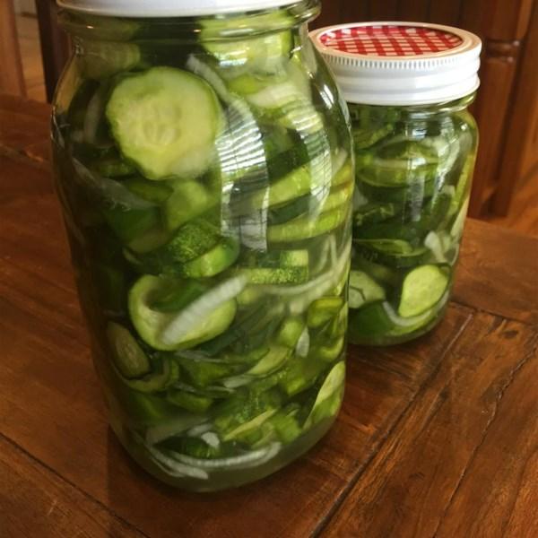 Homemade Refrigerator Pickles Photos - Allrecipes.com
