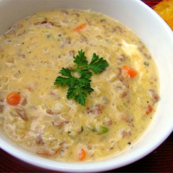 Cheeseburger Soup I Photos - Allrecipes.com