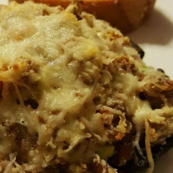 Stuffed Portobello Mushrooms Photos - Allrecipes.com