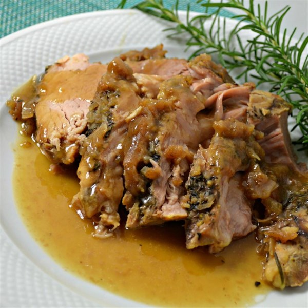 Slow Cooker Pork Loin with Apple Butter Photos - Allrecipes.com