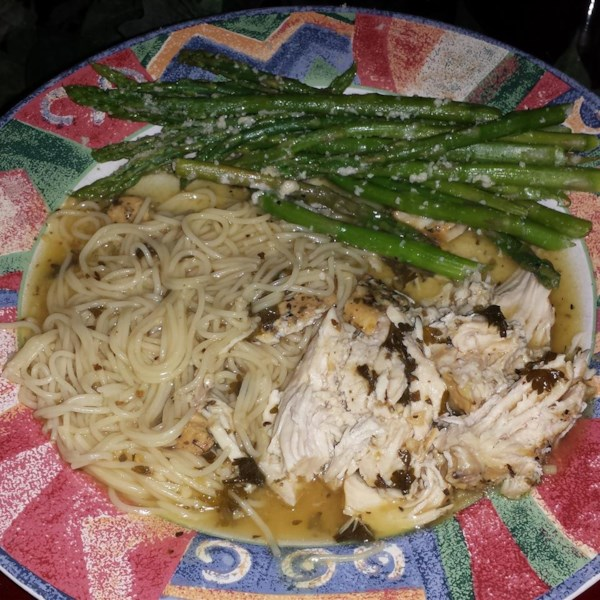 Slow Cooker Lemon Garlic Chicken II Photos - Allrecipes.com