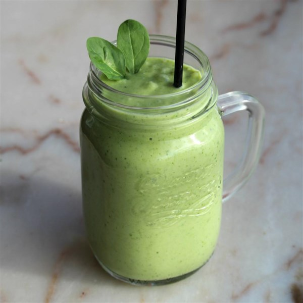Slow Juicer Spinach : Delicious Green Juice Photos - Allrecipes.com