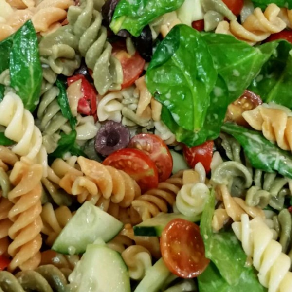 Easy Cold Pasta Salad Photos