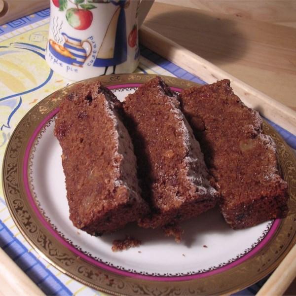 Low Calorie Fresh Apple Cake Recipe