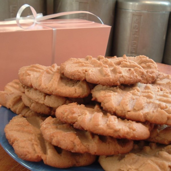 Delicious Peanut Butter Cookies Photos