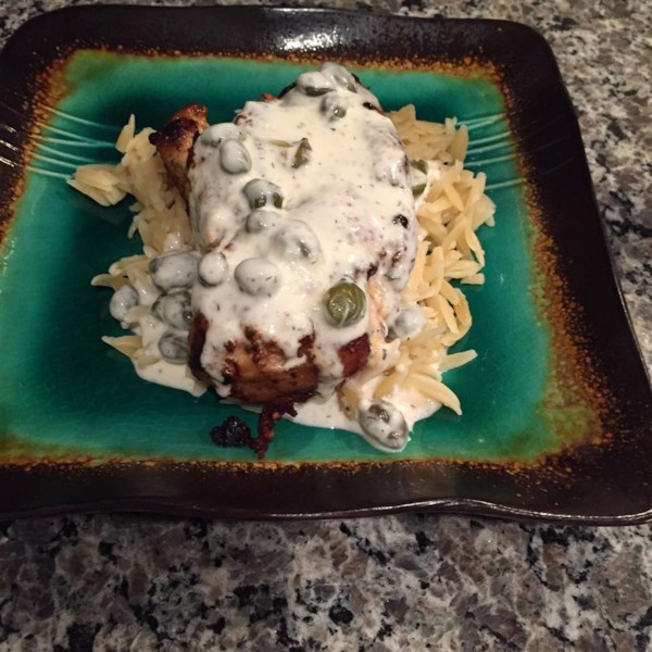 Chicken Breasts in Caper Cream Sauce Photos - Allrecipes.com