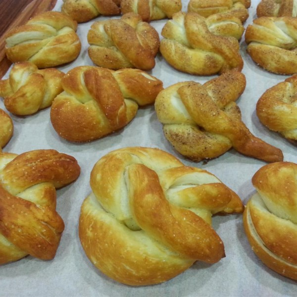 Buttery Soft Pretzels Photos - Allrecipes.com