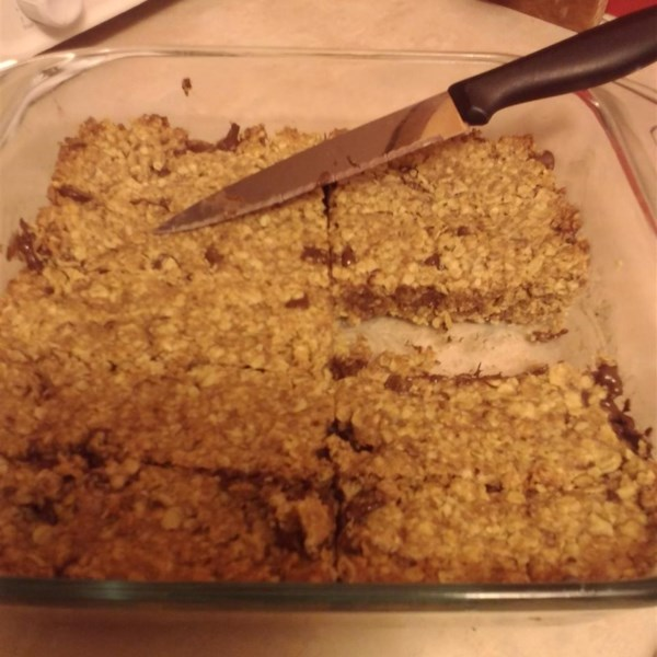 Playgroup Granola Bars Recipe — Dishmaps
