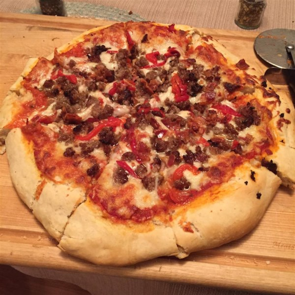 how to make pizza dough italian recipe