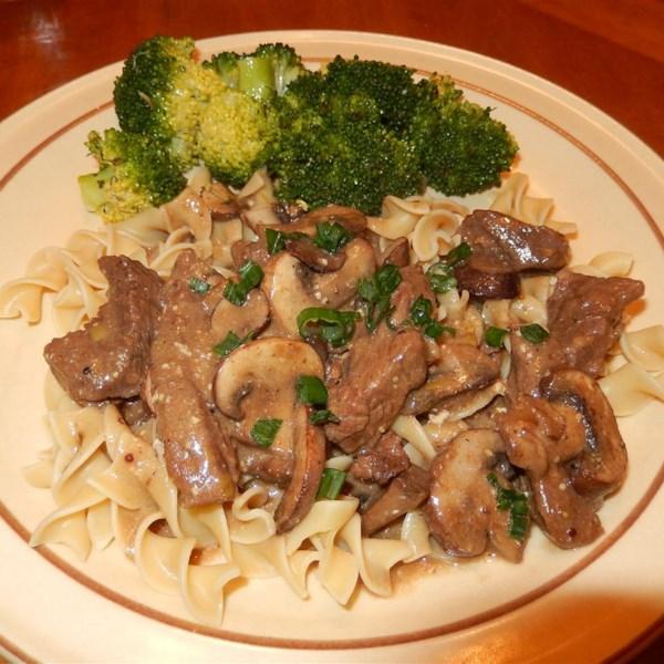 Beef Stroganoff III Photos - Allrecipes.com