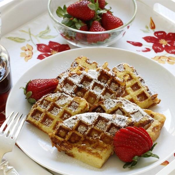 Easy French Toast Waffles Photos - Allrecipes.com