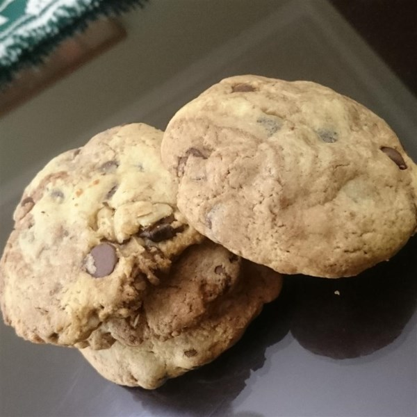 Award Winning Soft Chocolate Chip Cookies Photos ...