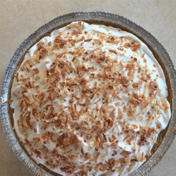 Old Fashioned Southern Coconut Cream Pie