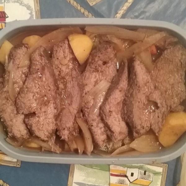 Garlic Top Sirloin Pot Roast Photos - Allrecipes.com