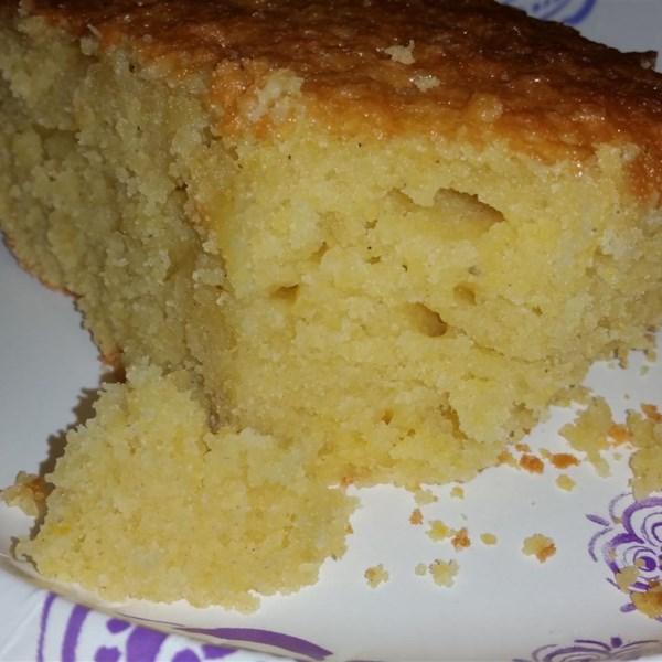 Allrecipes Recipe  Sweet Cornbread Cake