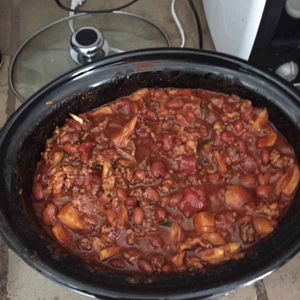 Boilermaker Tailgate Chili Recipe — Dishmaps