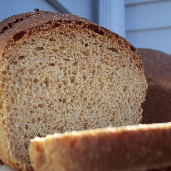 Cracked Wheat Bread II