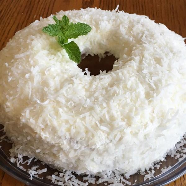 Coconut Cream Cake I Photos - Allrecipes.com