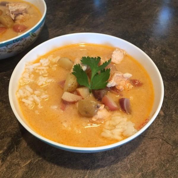 The Best Thai Coconut Soup Photos - Allrecipes.com