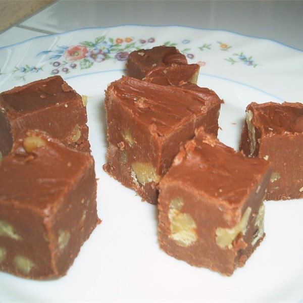 Chocolate Walnut Fudge Photos - Allrecipes.com