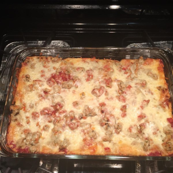 Classic and Simple Meat Lasagna Photos - Allrecipes.com