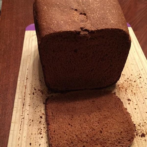 pumpernickel bread machine
