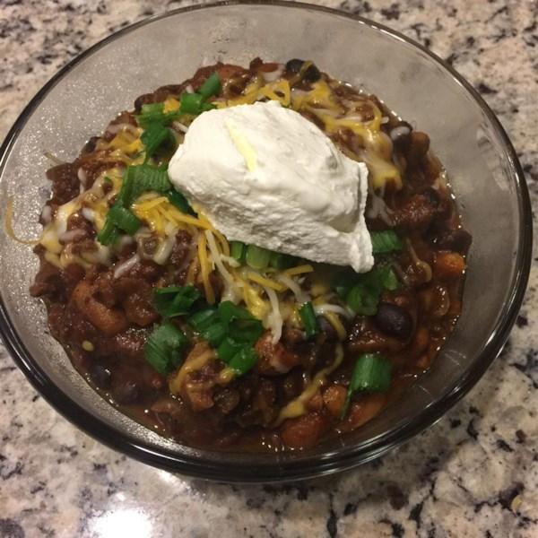 Slow Cooker Chili II Recipe — Dishmaps