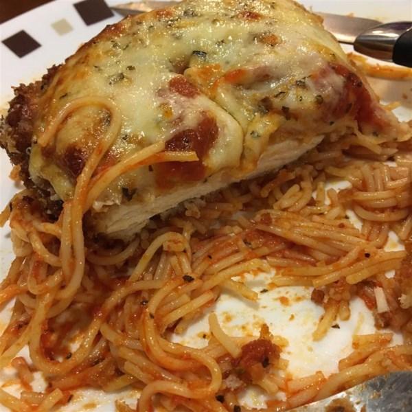 Chicken Parmesan Photos