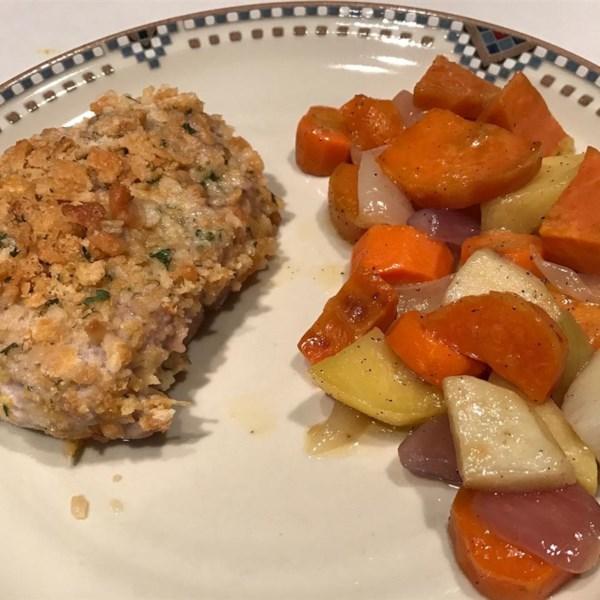 Famous Pork Chops Recipe — Dishmaps