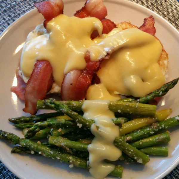Quick And Easy Hollandaise Sauce In The Microwave By Dale Mccarthy