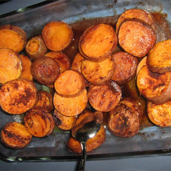 Cinnamon Roasted Sweet Potatoes Photos - Allrecipes.com