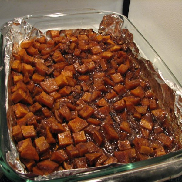 Candied Sweet Potatoes Photos