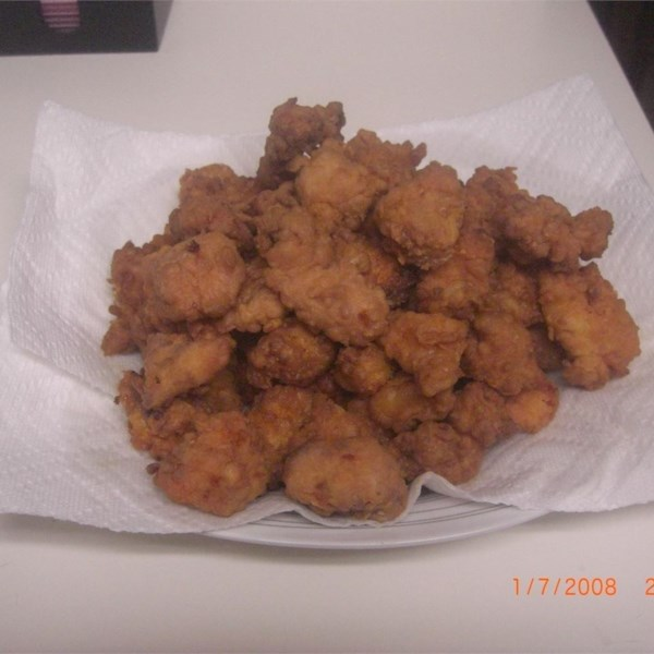 Fried Chicken Chunks (Chicharrones De Pollo) Dominican ...