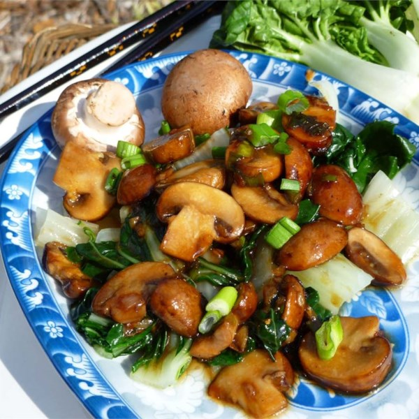 how to prepare baby bok choy