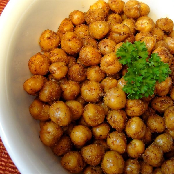 Simple Roasted Chickpea Snack Photos - Allrecipes.com