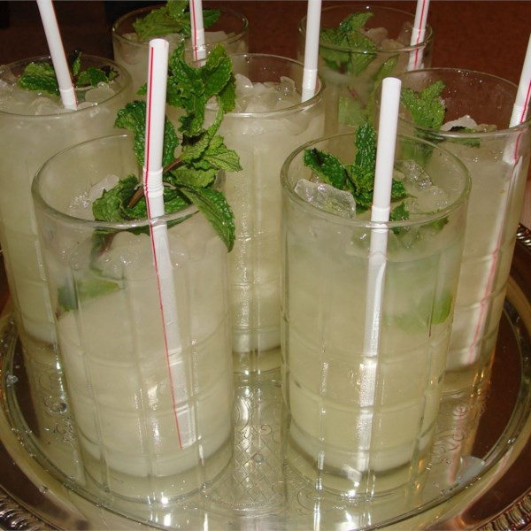 Alcohol-Free Mint Julep Photos